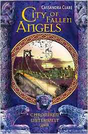 City of Fallen Angels - Band 4